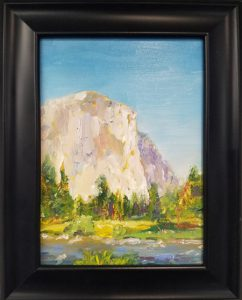 El Capitan - NFS. Oil 5x7